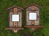 rustic wall decor, rustic entryway mirror, rustic